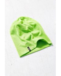 Patagonia - Green Slopestyle Beanie - Lyst