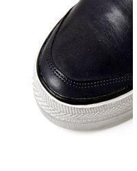 Moda In Pelle | Blue Aliah Low Casual Shoes | Lyst
