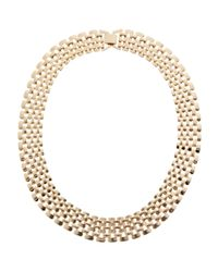 John Lewis | Metallic Chunky Linked Necklace | Lyst