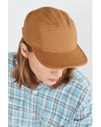 Coal | Brown X Otter Wax Richmond 5-panel Hat for Men | Lyst