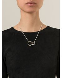 Bjorg | Metallic 'greatest Thing' Necklace | Lyst