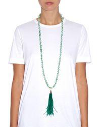 Rosantica By Michela Panero | Green Himalaya Opal Necklace | Lyst