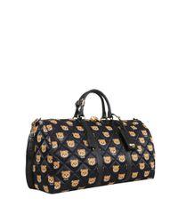 Moschino - Natural Nylon Travel-bag - Lyst
