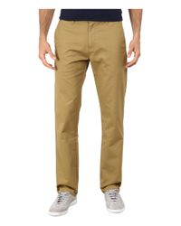 Volcom | Natural Frickin Modern Stretch Chino for Men | Lyst