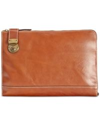 Patricia Nash | Brown Nash By Men's Heritage Leather Portfolio | Lyst