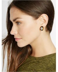 BaubleBar - Metallic Buchanan Stud Set - Lyst