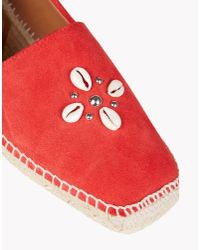 DSquared² | Red Espadrillas for Men | Lyst