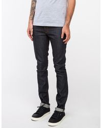 United | Blue Slight Indigo Jeans for Men | Lyst