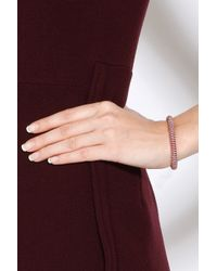 Carolina Bucci - Pink Yellow Gold Twister Bracelet - Lyst