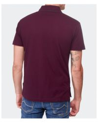 PS by Paul Smith - Red Polo Shirt for Men - Lyst