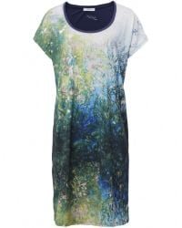 Paul by Paul Smith - Multicolor Summer Pond Shift Dress - Lyst