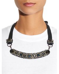 'S Max Mara | Blue Rango Necklace | Lyst