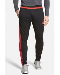 Adidas | Black 'tiro 15' Climacool Graphic Soccer Pants for Men | Lyst