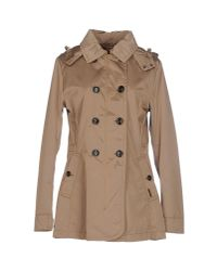 Woolrich - Natural Jacket - Lyst