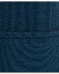 Ba&sh - Blue Teal Oberyn Wool-blend Dress - Lyst