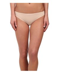 Stella McCartney | Pink Mesh Thong Brief | Lyst