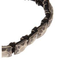 Beth Orduna - Metallic Studded Bracelet - Lyst