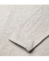 Onassis Clothing | Gray Pullover Hoodie for Men | Lyst