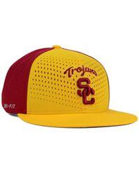 Nike - Yellow Usc Trojans True Seasonal Snapback Cap for Men - Lyst