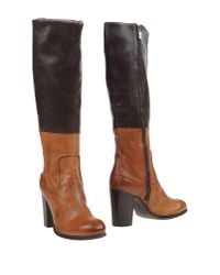 Pantanetti | Brown Boots | Lyst