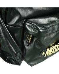 Moschino - Black Quilted Teddy Bear Backpack - Lyst