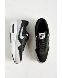Nike - Black Air Max 1 Essential Low-Top Sneakers - Lyst
