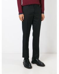 Paul Smith - Black Classic Tailored Trousers for Men - Lyst