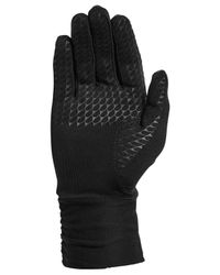 Under Armour | Black Layer Up Liner Gloves | Lyst