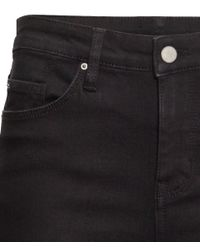 H&M   Black Flared Jeans   Lyst
