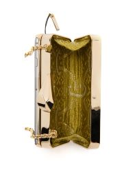 KOTUR | Metallic Embossed Stripe Iphone 6 #Getsmartbag - Gold | Lyst