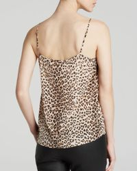 Equipment - Multicolor Cami - Layla Classic Leopard - Lyst