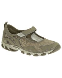 Merrell - Green Hurricane Mj Trainers - Lyst