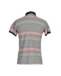 Henri Lloyd - Gray Polo Shirt for Men - Lyst