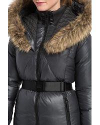 Rud By Rudsak Gray Heather Luxurious Down Coat