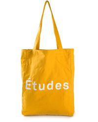 Etudes Studio | Yellow October Estudes Tote for Men | Lyst