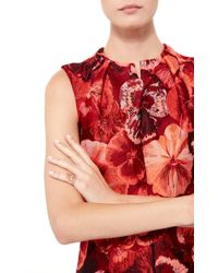 Joelle Jewellery | Metallic 18K Pink Gold Lace Phalanx Ring | Lyst