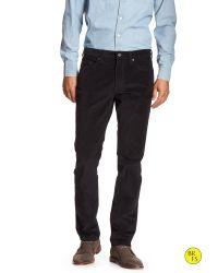 Banana Republic | Gray Factory Slim-fit Cord Pant for Men | Lyst
