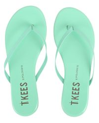 TKEES | Green Lip Glosses | Lyst