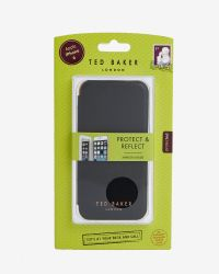 Ted Baker | Black Mirrored Iphone 6 Case for Men | Lyst