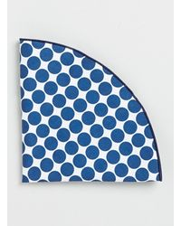 SELECTED - Multicolor Pocket Square for Men - Lyst