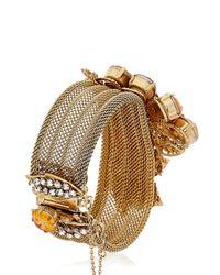 Bijoux Heart - Multicolor Burst Bracelet - Lyst