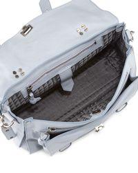 Proenza Schouler - Blue Ps1 Medium Mailbag - Lyst