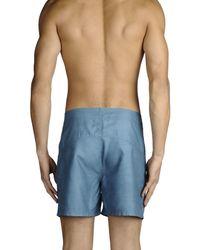 Hurley | Blue Swimming Trunks for Men | Lyst