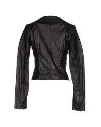 Vintage De Luxe - Black Jacket - Lyst