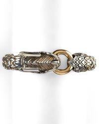 John Hardy - Metallic Large Dragon Bracelet - Lyst