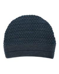 S.N.S Herning | Blue 'torso' Hat for Men | Lyst