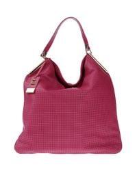 Class Roberto Cavalli - Purple Handbag - Lyst