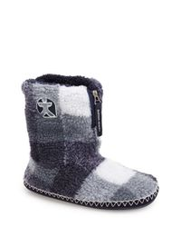 Bedroom Athletics - Blue 'mcqueen' Bootie Slipper for Men - Lyst