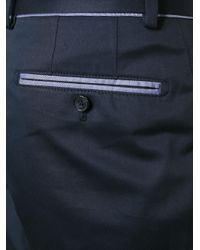 Lagerfeld - Blue Tailored Trouser for Men - Lyst
