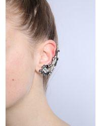 Dorothee Schumacher | Gray Beauties Ear Cuff | Lyst